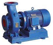卧式管道离心泵/单级单吸管道离心泵:小型管道泵