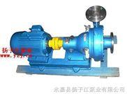 排污泵:PW型卧式污水泵