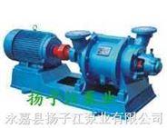 真空泵:SZ系列水环式真空泵