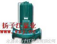 管道泵:PBG型屏蔽式管道泵
