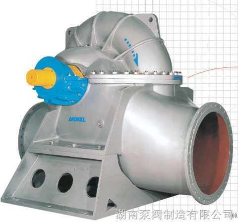 ·智慧流™水泵是供水工程用泵的最佳选择轴承可用油脂或