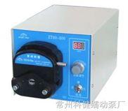精密蠕动泵ZT60-600(单通道)