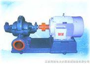 S、SH型单级双吸卧式中开离心泵