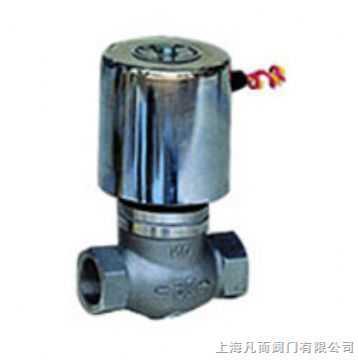 电磁阀工作原理 电磁阀安装示意图