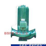 PBG型屏蔽式管道離心泵