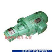 BB型、BBG型內嚙合擺線齒輪泵.