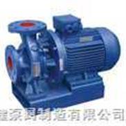 ISWR型臥式熱水管道離心泵