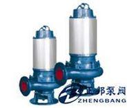 JYWQ、JPWQ系列自动搅匀排污泵