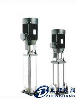 GDLF不锈钢多级管道离心泵