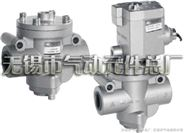 二位二通截止式气控换向阀  无锡市气动元件总厂