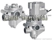 二位三通截止式換向閥(W)   無錫市氣動元件總廠