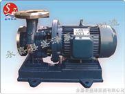ISHW型卧式不锈钢管道离心泵