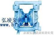 QBY塑料氣動隔膜泵