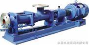 GF型-GF型不锈钢单螺杆泵