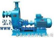 ZW型不锈钢自吸排污泵