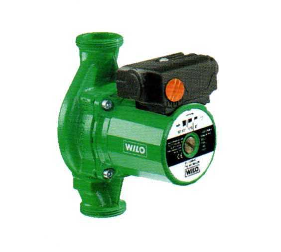 小型家用热水屏蔽泵/rs25/8循环泵报价/德国威乐热水循环泵/地暖地热