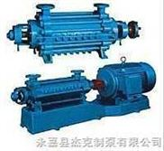 D、DG型卧式、单吸多级、分段式离心泵