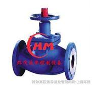 高壓不銹鋼德標暗桿式波紋管截止閥