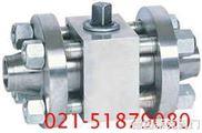 进口高压对焊球阀