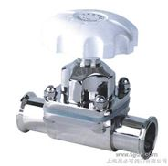 衛生級隔膜閥用途-鑄鐵法蘭隔膜閥加工,不銹鋼隔膜閥特點,手動隔膜閥參數