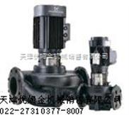 丹麦格兰富水泵TP系列管道式离心泵