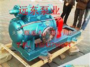 管道冲洗油泵 3GS110×2W2三螺杆泵
