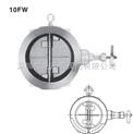 10FW  KITZ铸铁对夹式止回阀 日本北泽对夹式止回阀 进口对夹式止回阀
