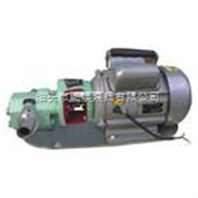 WCB系列微型輸油泵,手提油泵