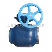 球阀,手动球阀厂家,蜗轮缩径焊接球阀