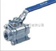 Q11F-3PC内螺纹手动球阀
