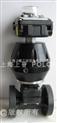 衬胶气动隔膜阀安装尺寸