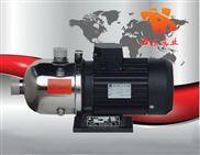 CHL型卧式轻型不锈钢多级泵(圆筒式)
