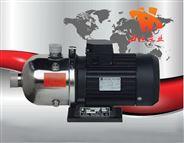 CHL型臥式輕型不銹鋼多級泵(圓筒式)