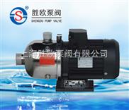 轻型不锈钢多级离心泵
