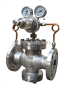 YK43F先導活塞式氣體減壓閥|不銹鋼氣體減壓閥