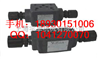 疊加式節流閥MSW/A/B-04-X/Y-10Y