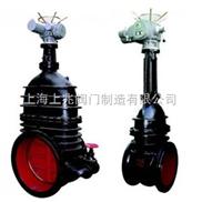 电动铸铁闸阀(HT400、QT450)