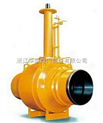 Q367F型 大口径固定全焊接球阀
