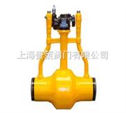 燃气放散球阀,MFQ361F-25,进口,上海,阀门