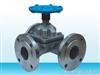 三通隔膜阀用途-不锈钢隔膜阀加工,铸铁法兰隔膜阀特点,手动隔膜阀参数