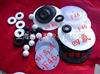QBY-25,QBK-40.50,65,80,100隔膜泵密封件,隔膜泵球座